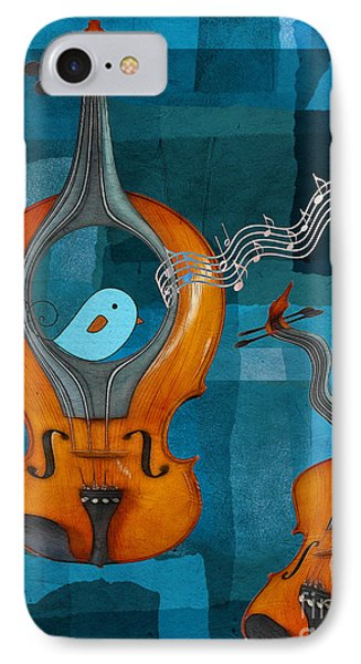 Musiko IPhone Case by Aimelle