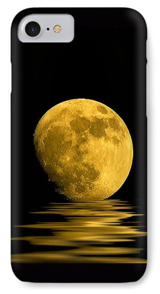 My Harvest Moon IPhone Case by Lynn Andrews