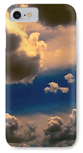 My Sunset Sky Phone Case by Wendy J St Christopher