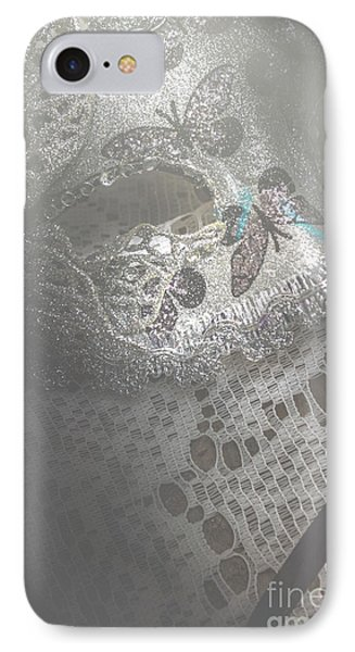 Mysterious Pantomime Play  IPhone Case by Jorgo Photography - Wall Art Gallery