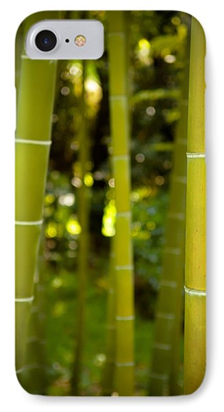 Mystical Bamboo Phone Case by Sebastian Musial