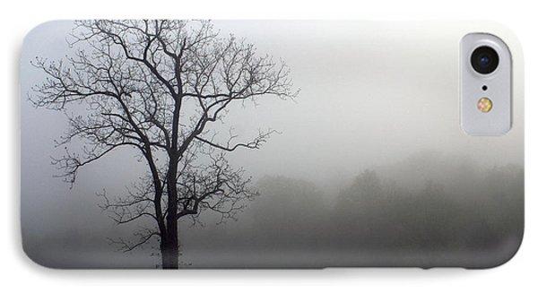 Mysty Tree Phone Case by Marty Koch