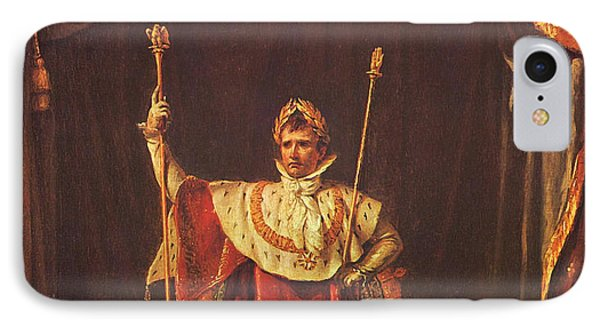 Napoleon Phone Case by War Is Hell Store