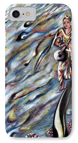 Narada Muni Phone Case by Harsh Malik