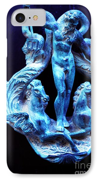 Neptune Door-knocker Phone Case by Thomas R Fletcher