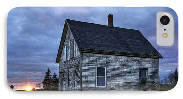 New Day Old House IPhone Case by John Greim