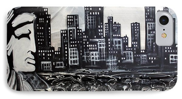 New York Escape Phone Case by Laura Barbosa