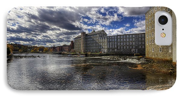 Newmarket Nh Phone Case by Eric Gendron