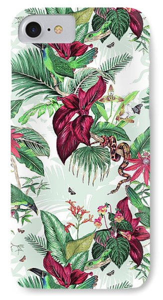 Nicaragua IPhone Case by Jacqueline Colley