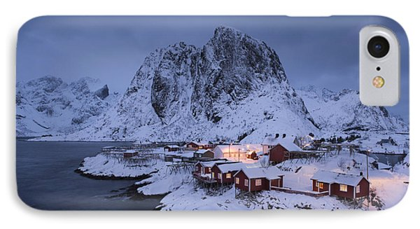Night Approaches IPhone Case by Timm Chapman