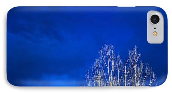 Night Sky Phone Case by Steve Gadomski