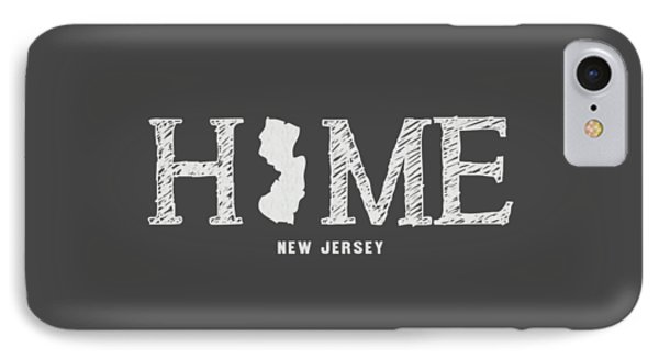 Nj Home IPhone Case by Nancy Ingersoll