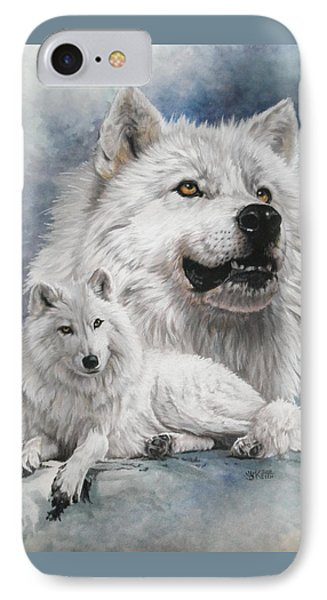 Noble Intensity Phone Case by Barbara Keith