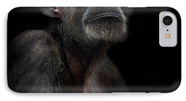 Noble IPhone 7 Case by Paul Neville