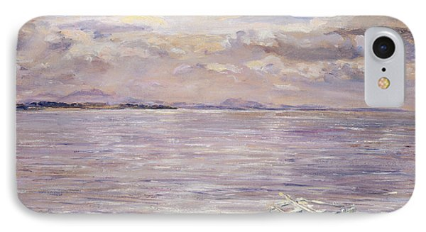 Noontide Jovie's Neuk IPhone Case by William McTaggart