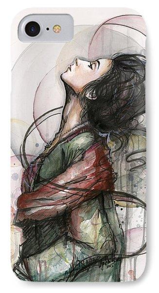North  IPhone Case by Olga Shvartsur