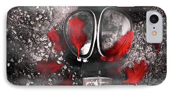 Nuclear Smog IPhone Case by Jorgo Photography - Wall Art Gallery