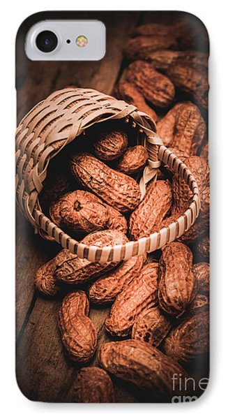 Nuts Still Life Food Photography IPhone Case by Jorgo Photography - Wall Art Gallery