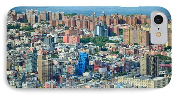 NYC IPhone 7 Case by Sandy Taylor