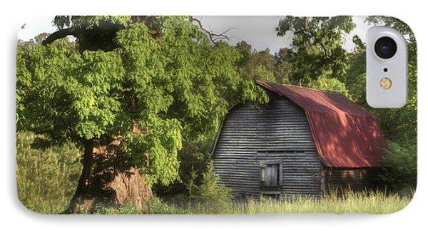 Oak Framed Barn IPhone Case by Benanne Stiens