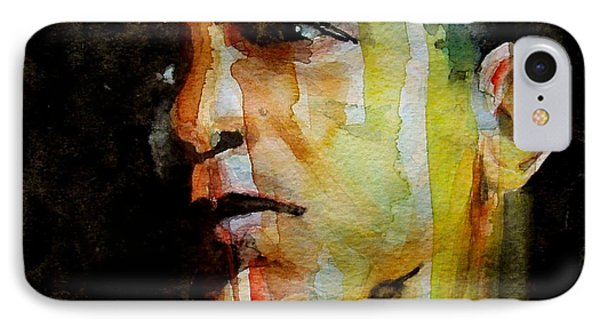 Obama IPhone 7 Case by Paul Lovering