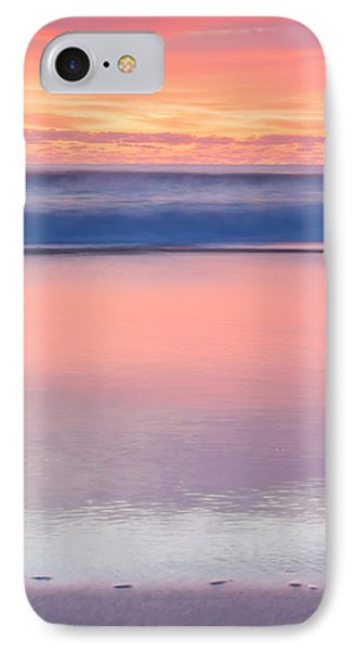 Ocean Glow IPhone Case by Az Jackson