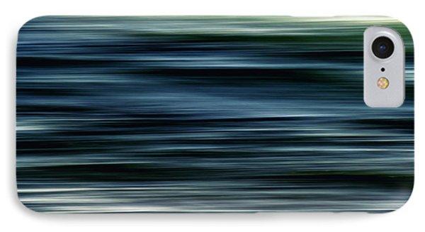 Ocean Movement IPhone Case by Stelios Kleanthous