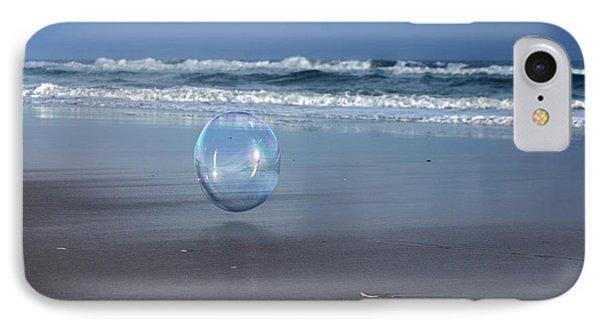 Oceanic Sphere  IPhone Case by Betsy Knapp