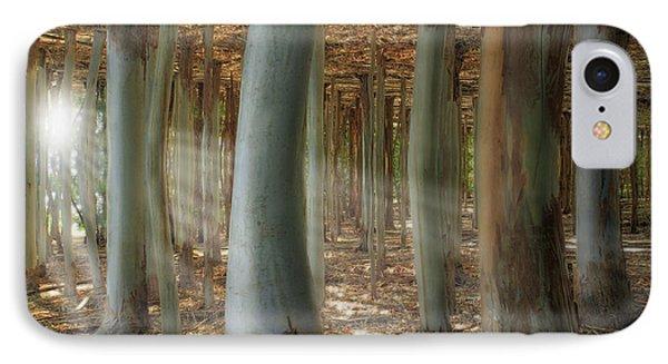 Odd Forest IPhone Case by Melanie Viola