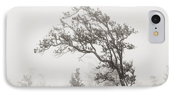 Ohia Lehua Tree Phone Case by Greg Vaughn - Printscapes