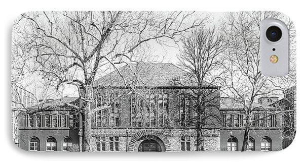 Ohio State University Hayes Hall Phone Case by University Icons