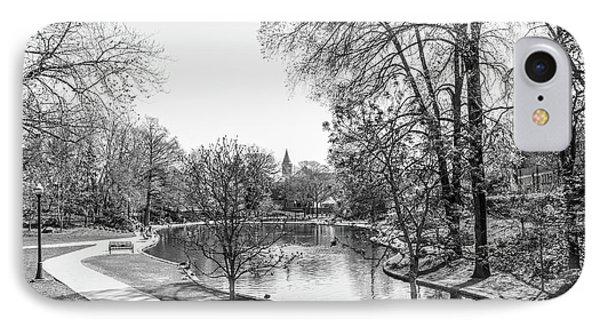 Ohio State University Mirror Lake IPhone Case by University Icons
