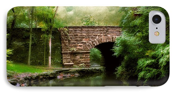 Old Country Bridge Phone Case by Jessica Jenney