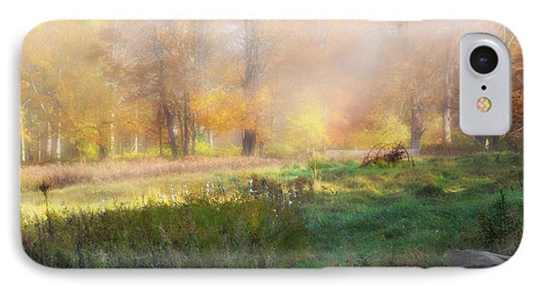 Old Farmland IPhone Case by Bill Wakeley