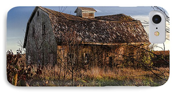 Old Rustic Barn IPhone Case by Marty Saccone