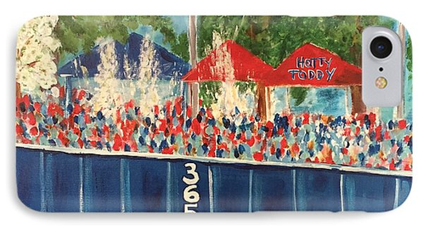 Ole Miss Swayze Beer Showers IPhone Case by Tay Cossar Morgan