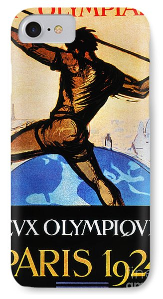 Olympic Games, 1924 Phone Case by Granger