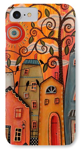 One Afternoon IPhone Case by Karla Gerard