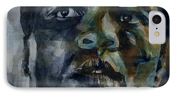 One Of A Kind  IPhone Case by Paul Lovering