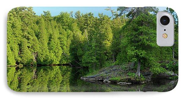Ontario Nature Scenery Phone Case by Oleksiy Maksymenko