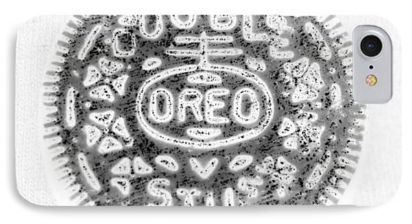 Oreo In Negetive Phone Case by Rob Hans