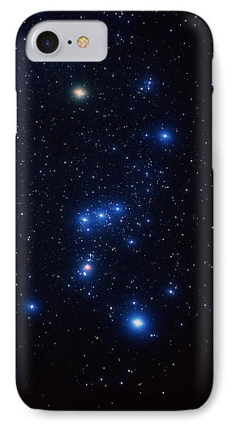 Orion Constellation IPhone Case by John Sanford