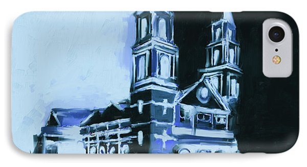 Our Lady Of Sorrows Basilica, East Garfield Park 531 4 IPhone Case by Mawra Tahreem