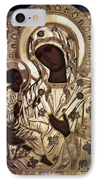 Our Lady Of Yevsemanisk Phone Case by Granger