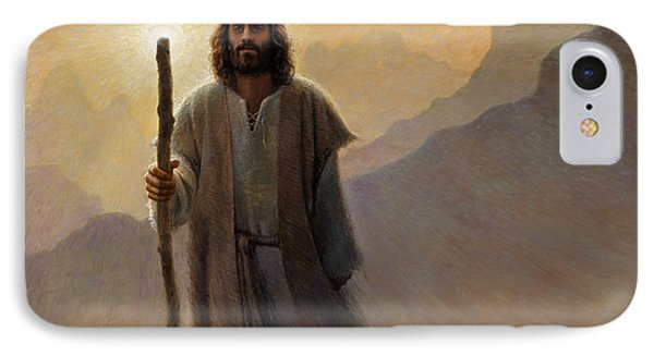 Out Of The Wilderness IPhone Case by Greg Olsen