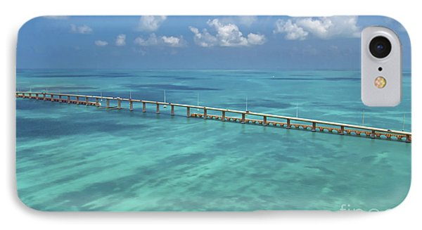 Overseas Highway Phone Case by Patrick M Lynch