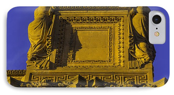 Palace Of Fine Arts IPhone Case by Garry Gay