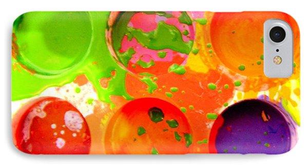 Palette IPhone Case by John  Nolan