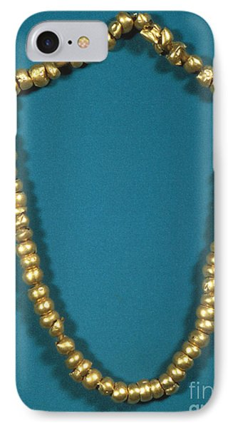 Panama: Gold Beads, C1000 Phone Case by Granger