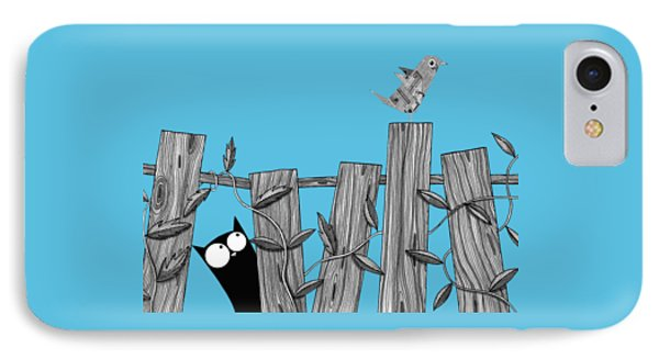 Paper Bird IPhone Case by Andrew Hitchen